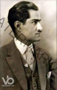 Hassan kamel al sabbah in the 1920s
